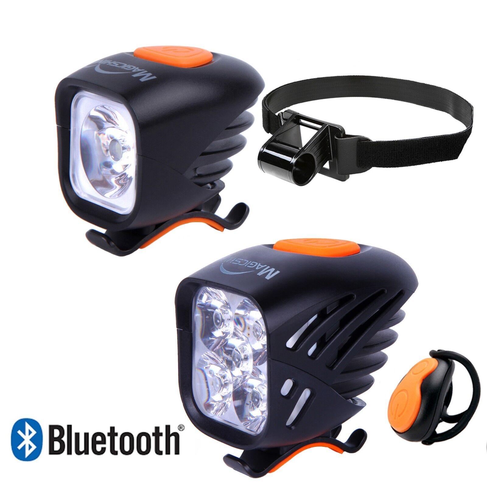 Magicshine Mountain Bike Lights blueeetooth Set MJ-900B MJ-906B