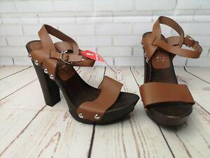 Ladies SHOE BOX Sandals Size UK 6, new