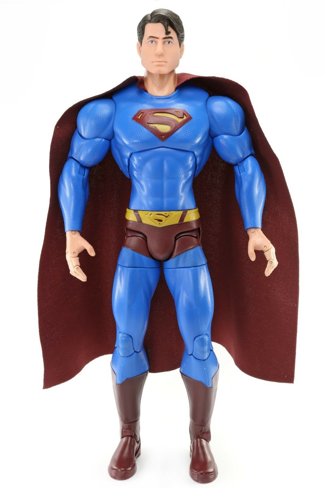 DC Superman Returns Movie Hyperposeable SUPERMAN 14