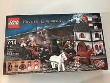 LEGO 4193 Pirates of the Caribbean The London Escape Brand New Sealed 463 pieces