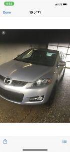 2009 Mazda CX-7 All wheel Drive