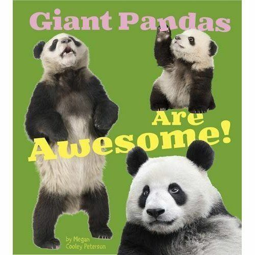 1 of 1 - Giant Pandas are Awesome! (A+ Books: Awesome Asian Animals)-ExLibrary