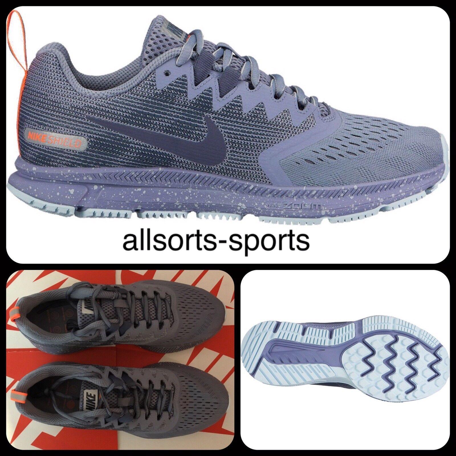 fb7972e1 S94 Para Mujer Nike Zoom span 2 microbios Reino Unido 3.5 f4e8fe ...