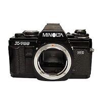 Minolta X-700 Film Camera