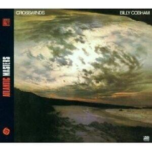 BILLY-COBHAM-CROSSWINDS-CD-JAZZ-4-TRACKS-NEW