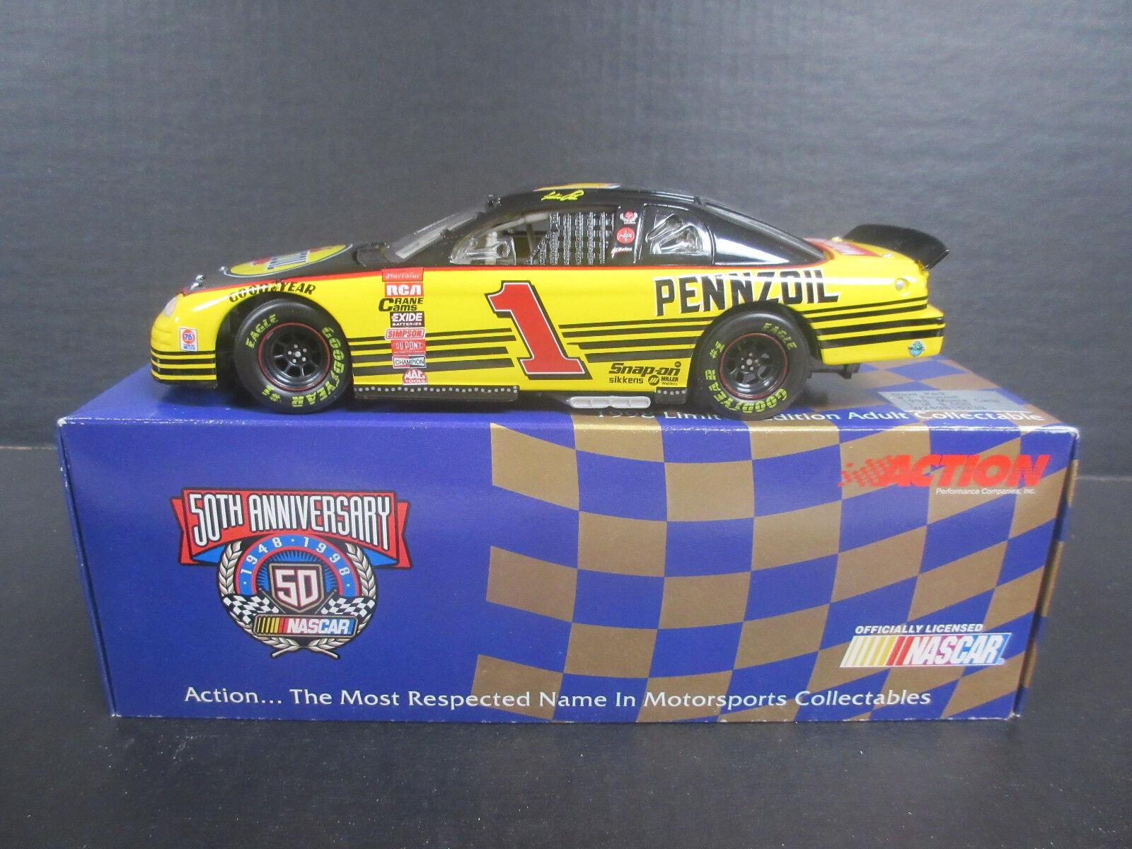 1999 Action  1 Steve Park-Pennzoil 1 24th Scale NASCAR