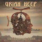 Totally Driven [Digipak] by Uriah Heep (CD, Nov-2015, 2 Discs, Uriah Heep Records)