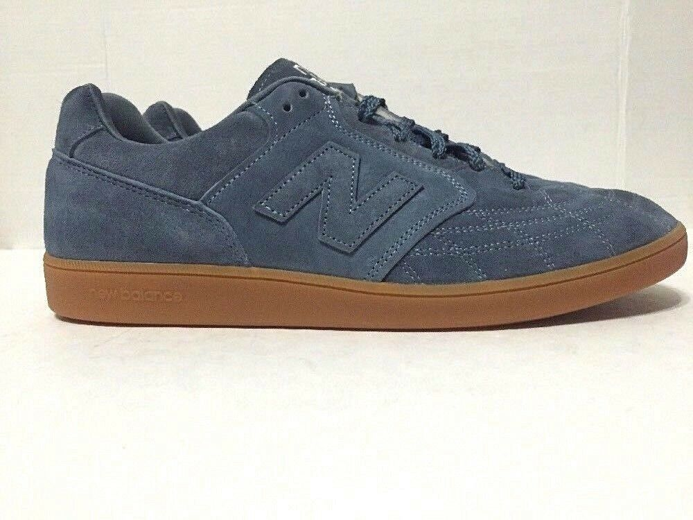 New Balance Mens Blue Epic TR Football Trainers Made In England Size 12
