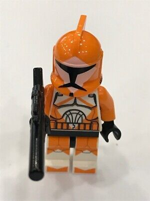 LEGO STAR WARS Minifigure BOMB SQUAD CLONE TROOPER From Set 7913