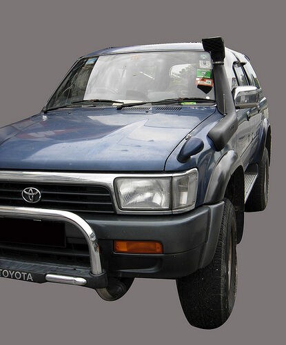 Toyota Pickup Hilux Surf LN106 89-97 3L 2.8D Snorkel NEW WORLDWIDE SHIPPING !