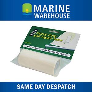 PSP White Heavy Duty Sail Repair Tape 50mm x 2m