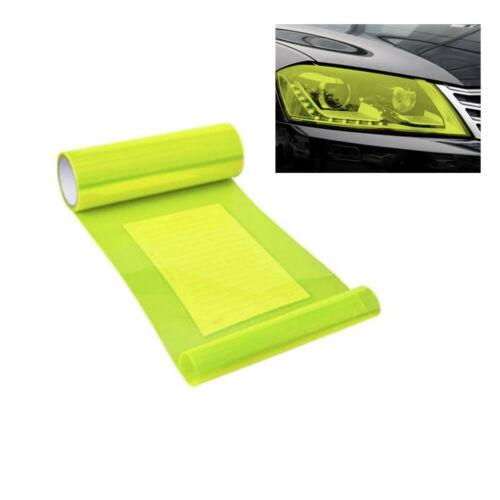 Chameleon Colorful Blue Car SUV Headlight Taillight Vinyl Tint Film Wrap Neu