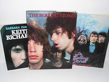 Rolling Stones Bücher/Taschenbücher-Sammlung (F)