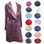 UGG-Australia-Women-039-s-Duffield-Robe-Spa-UA4101W-Collar-Belted-Shawl-Long miniatura 1