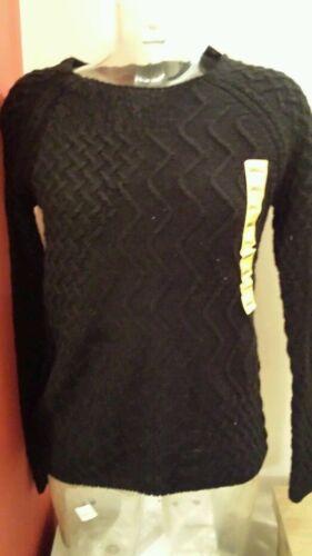 Ladies Ellen Reyes Original Black Jumper With Back Zip