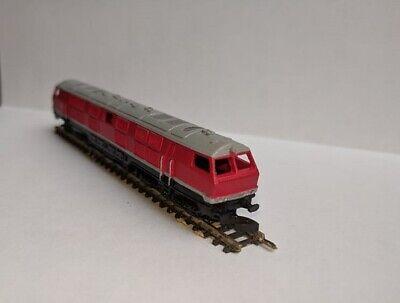 Diesellokomotive Baureihe V 320 als Fertigmodell M 1:220 5301 Spur Z