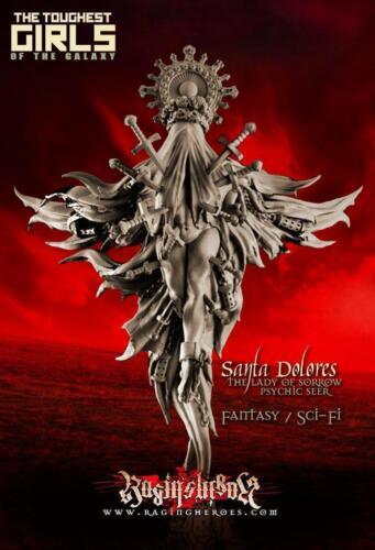 Raging Heroes 23059 Santa Dolores The Lady of Sorrow Psychic Seer Hero Sisters