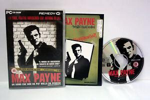 MAX-PAYNE-PC-CD-ROM-GIOCO-OTTIMO-STATO-VERSIONE-ITALIANA-PRIMA-STAMPA-VBC-66472