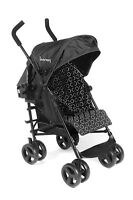 Kinderwagon - Skip Umbrella Stroller - Black - Brand