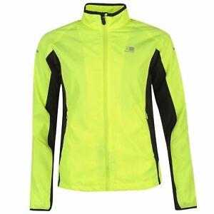 Constructif Karrimor Course Veste Pour Femme Jaune Run Jogging Track Top Sportswear-afficher Le Titre D'origine
