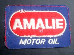 AMALIE-MOTOR-OIL-EMBROIDERED-SEW-ON-PATCH-LUBRICANTS-COMPANY-4-034-x-2-1-2-034