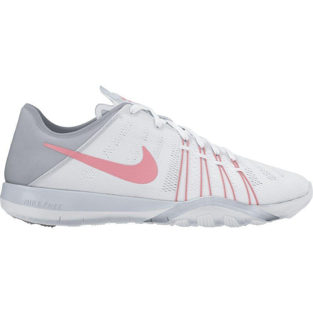 Femme NIKE FREE TR 6 Training Textile Trainers 833413 108