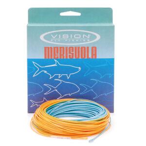 Fliegenschnüre & -vorfächer Salwasser Fliegenschnur Vision Merisuola Permit Bonerfish Tarpon Kuba Seien Sie Freundlich Im Gebrauch