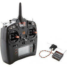SPEKTRUM SPM7000 DX7 7-Ch DSMX Gen 2 Transmitter / Radio with AR8000 Receiver