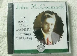 73597-John-McCormack-The-Acoustic-Victor-And-HMV-Recordings-1912-14-NEW-SEALE