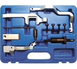 BGS-8302-Motor-Einstellwerkzeug-Satz-fuer-MINI-PSA-10-tlg-Nockwelle-Wechsel