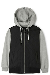 NEW-St-Goliath-Oscar-Quilted-Jacket-Black