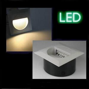 LED-Treppenleuchte-Wandleuchte-IP65-Uplight-Lampe-aussen-Fassadenleuchte-Treppe