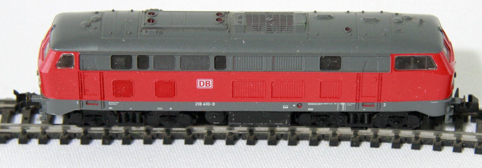 Fleischmann pista n la diesellok DB 218410-9 (pH 2249)