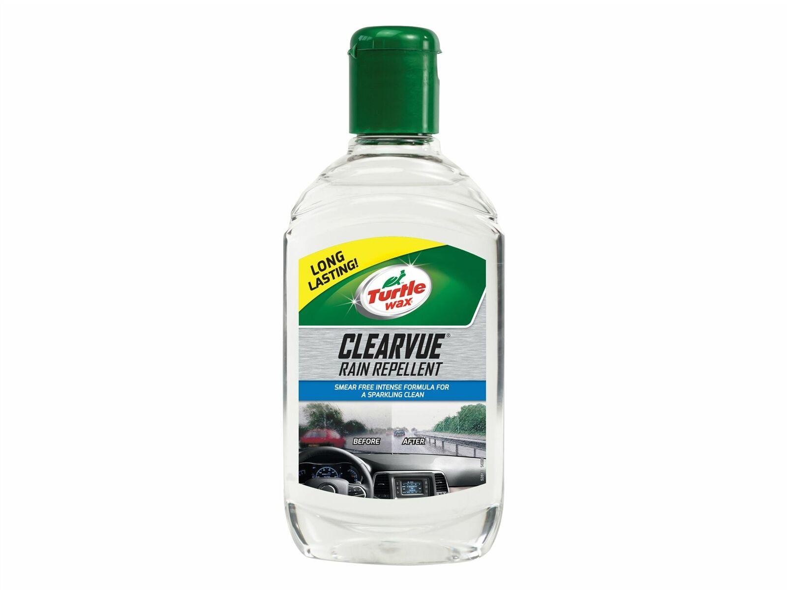 Clearvue Rain Repellent | Improves