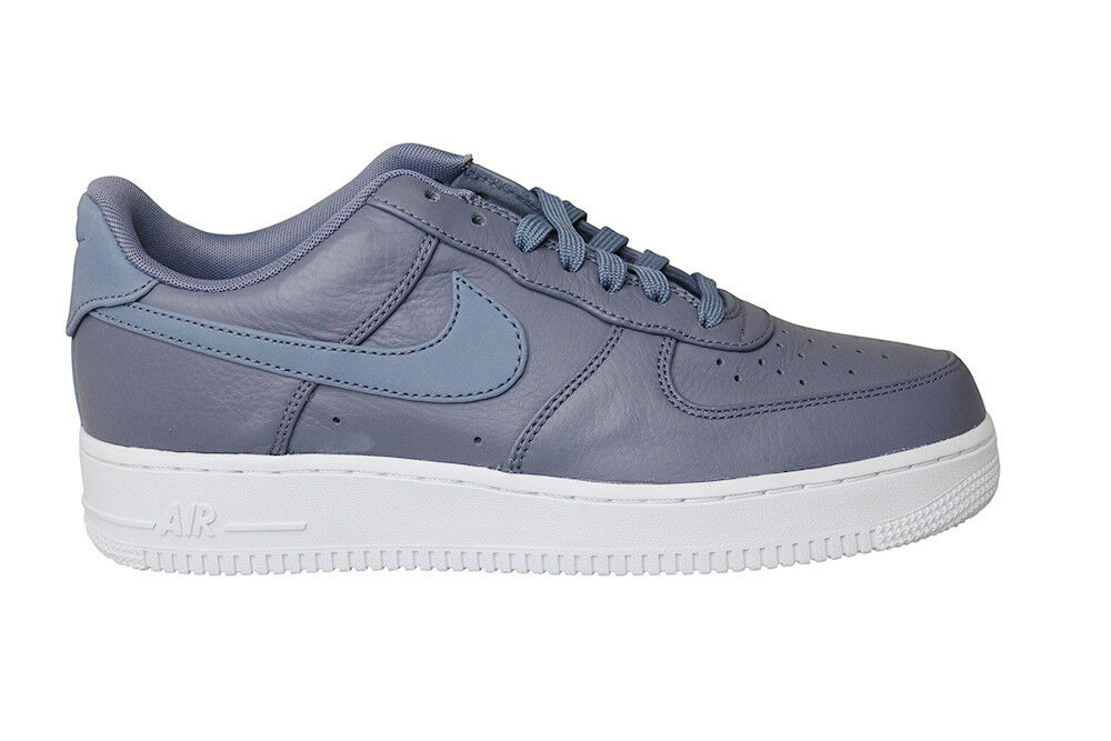 Mens Nike Air Force 1 '07 PRM - 905345003 - Light Carbon