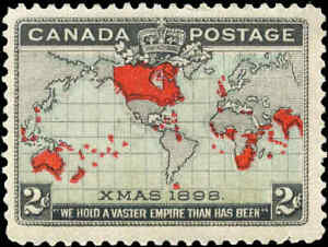 1898-Mint-H-Canada-F-Scott-86-2c-Imperial-Penny-Stamp