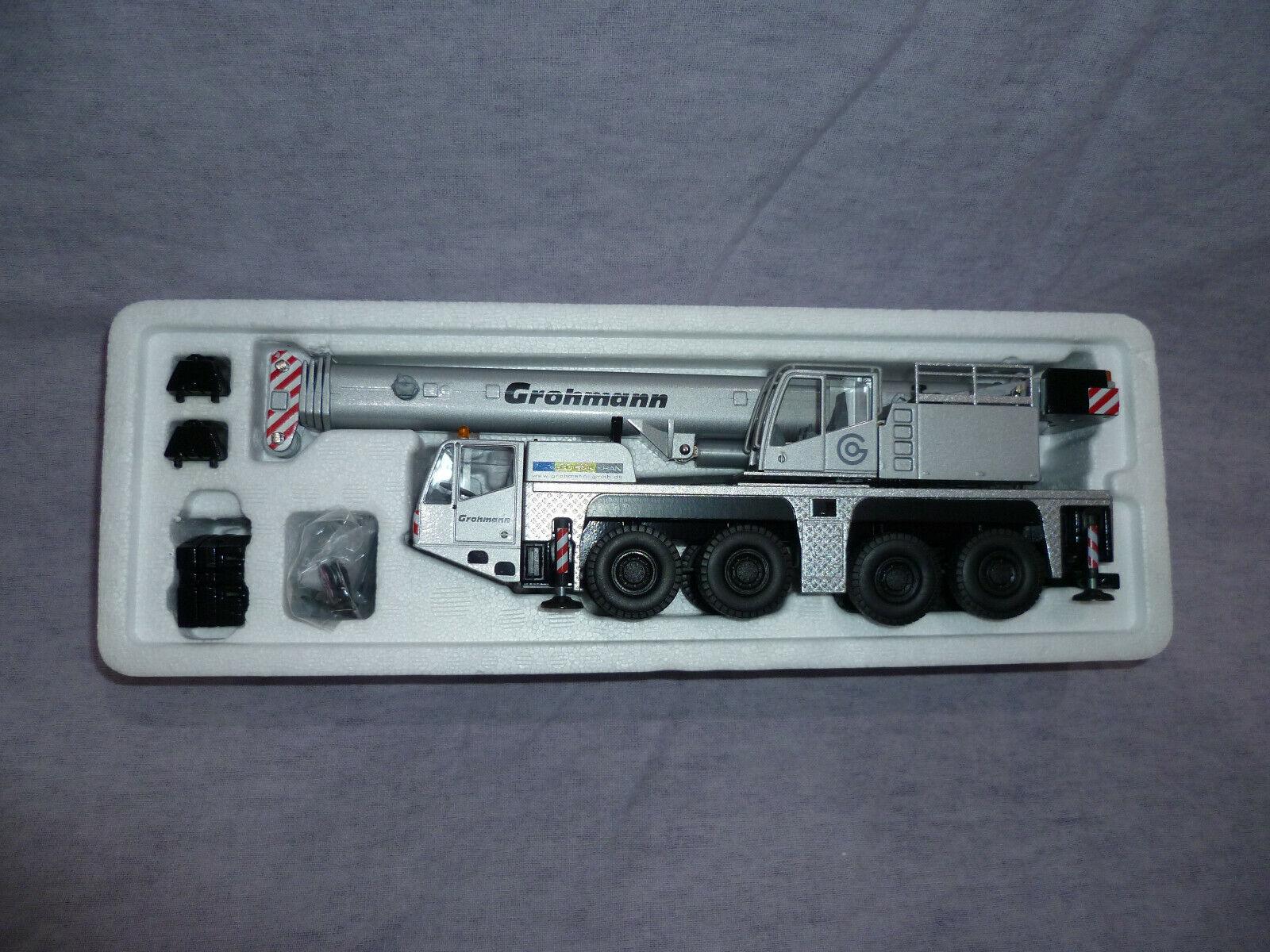 1 50 Conrad 2104 0 Grohmann Terex Demag AC 100 4 4-achs Mobilkran
