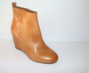 Wittner-Brand-Grand-Brandy-Leather-Ankle-Boots-Size-40-NEW