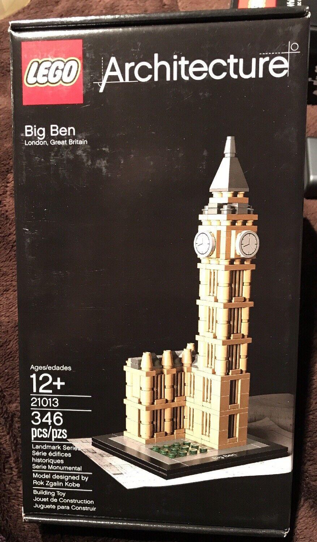 big ben lego set