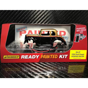 Pioneer Kit#7 DIY '34 Fort Coupe Legends Racer Kit Slot Car 1/32 Scalextric DPR
