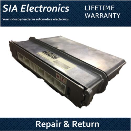 Lexus IS250 ECM ECU PCM Engine Computer Repair /& Return Lexus ECM Repair
