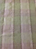 Curtain Fabric Designer Upholstery Voyage Austen Grass Green Cotton By The Metre