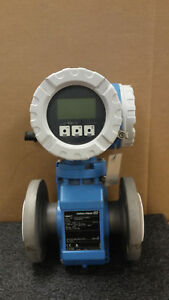 Details about ENDRESS HAUSER 53P50-ER0B1AA0BBAJ PROMAG 53 PROMAG P  Electromagnetic Flowmeter