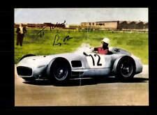 Stirling Moss Foto Original Signiert Formel 1 +A 152879