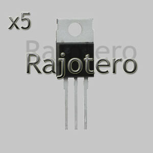 5X-Transistor-IRFZ44N-Mosfet-49A-55V-TO-220
