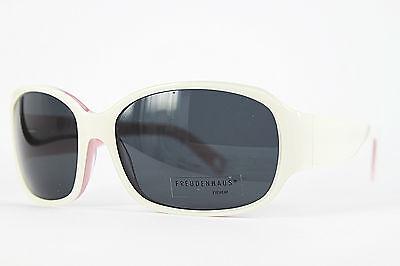 Freudenhaus Sonnenbrille Diva 3 white p Insolvenzware S 14 T 71