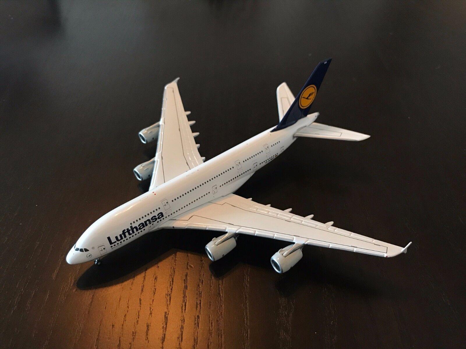 Lufthansa A380 D-AIMA Gemini Jets 1 400 GJDLH653 Rare Sold Out