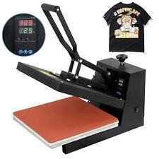 15x15 Diy Digital Clamshell T Shirt Heat Press Machine Sublimation Transfer