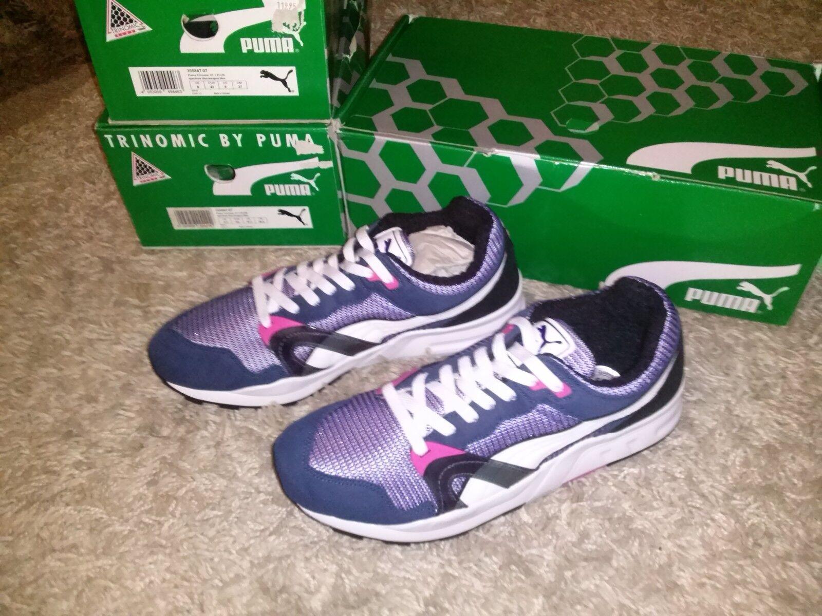 Puma Trinomic XT 1 Plus Spectrum 35586707 Klassiker Herren Sneaker blue-insignia