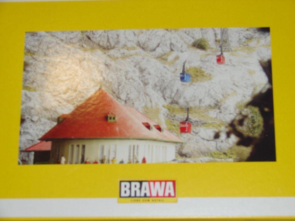 Brawa N - 6560 Untersberg Virgen